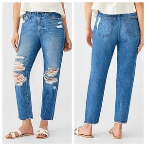 DL1961 | Susie High-Rise Tapered Houston Jeans